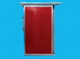 Porte coulissante isotherme PCRI - Industrie - Portes - Produits ...