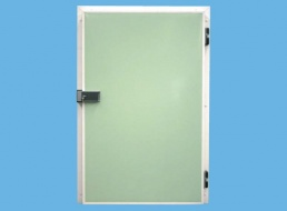 Porte pivotante isotherme polyester PPP - Industrie - Portes ...